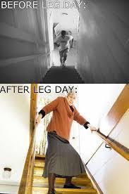 Leg Day Meme - before leg day vs after leg day funny dank memes gag