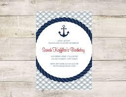 Wedding Invitations Nautical Theme - pinterest u0027teki 25 u0027den fazla en iyi anchor invitations fikri