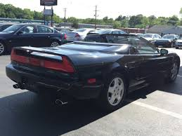 honda convertible someone chopped an acura nsx into a convertible and is now asking
