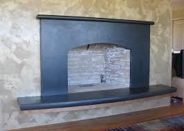 sam davis fine cast concrete fireplace hearths and mantels