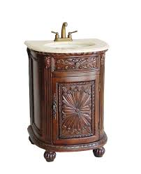 Furniture Style Bathroom Vanities Adelina 24 Inch Decorative Vintage Bathroom Vanity