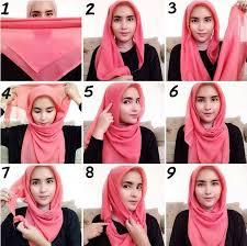 tutorial hijab resmi cara memakai hijab terbaru untuk menghadiri acara formal