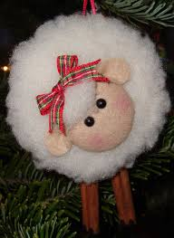fabric therapy a christmas ornament tutorial a pudgy lamb