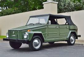 volkswagen thing all original 33k mile driver 1974 volkswagen type 181 thing