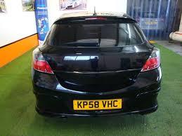 used 2008 vauxhall astra 1 6t 16v sri exterior pk sport hatch 3d