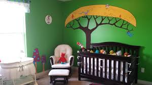 Dr Seuss Nursery Wall Decals by The Skillful Bee Dr Seuss Nursery Mural