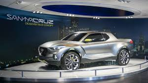 subaru pickup concept hyundai santa cruz concept is part compact crossover part pickup