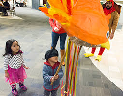 thanksgiving pinata ohio compass chsp to host its annual thanksgiving feast for