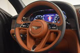 orange bentley bentayga 2018 bentley bentayga signature stock b1289 for sale near