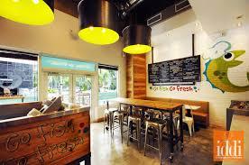 my ceviche restaurant miami fl designed by id u0026 design