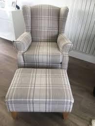 Check Armchair Idbury Chair In O U0026l Check Wesleybarrell Furniture Pinterest