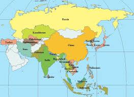 continent map map of continent israa mi raj