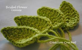 amigurumi leaf pattern crochet bridal flowers bridal bouquet and boutonniere cre8tion
