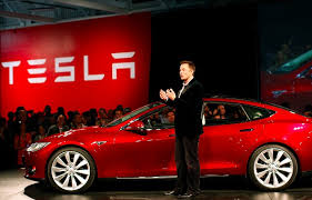 the very first tesla model 3 rolls off the factory line web2carz