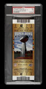 lot detail 2002 2008 super bowl xxxvi xl xli xlii slabbed