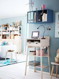 Raised Desk Shelf 9 Standing Desks That U0027ll Work In Every Room Mydomaine