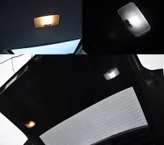 lexus interior light bulbs project 4runner led interior light upgrade hooniverse