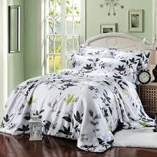 Cheap Black Duvet Covers Online Get Cheap Black Grey Duvet Cover Aliexpress Com Alibaba