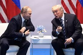 donald trump presiden amerika trump dan putin agendakan pertemuan di vietnam pada jumat presiden