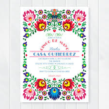 party invitations astounding mexican themed party invitations