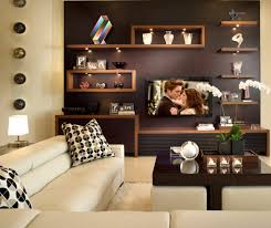 livingroom shelves 15 living room wall shelf designs ideas design trends