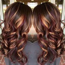blonde and burgundy hairstyles love it pinteres