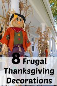 8 frugal thanksgiving decorations to make at home living a