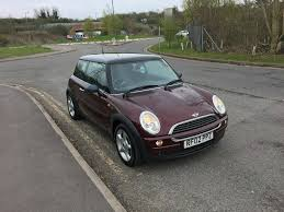 velvet car mini one velvet red 1 year mot in northfleet kent gumtree