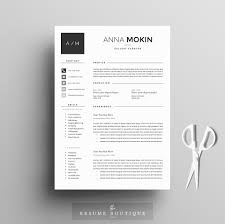 Boutique Resume Sample by The Resume Boutique Creative Market
