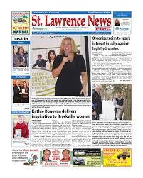 lexus zeran opinie stlawrence031314 by metroland east st lawrence news issuu