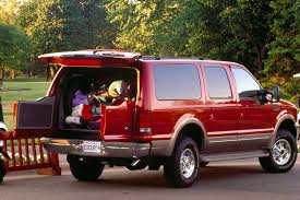 2000 ford excursion 2000 ford excursion overview cars com