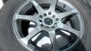 rustoleum graphite wheel paint youtube