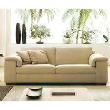 canap beige canapé 3 places beige en cuir achat vente canapé sofa divan