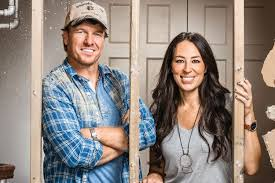 chip and joanna gaines talk fixer upper fame