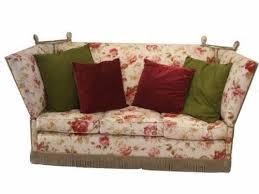 Knole Settee For Sale Large Antique Knole Sofa 15285 Sellingantiques Co Uk