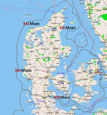 tourist map of denmark free download for smartphones tablets