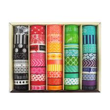 washi tape shop for the planner washi tape box by recollections at michaels