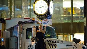 Trump Tower Ny Lady Gaga Holds Protest In Front Of Trump Tower Abc7ny Com