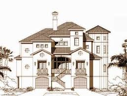 Monster House Plans 150 Best Coastal House Plans Images On Pinterest House Floor