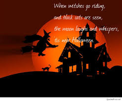 Happy Halloween Poems Happy Halloween Witches Quotes Sayings Cartoons