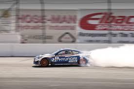 hyundai genesis drift rhys millen racing rmr 2013 hyundai genesis coupe drift car