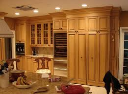 tall kitchen cabinet with doors kitchen fascinating tall kitchen cabinet with glass doors how to