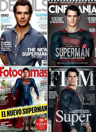 Man Of Steel Meme - all your magazines covers are belong to henry cavill the new