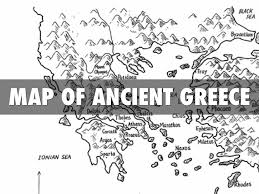 Map Of Ancient Greece by Ancient Greece By Kaitlynn Milliken