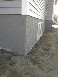 Parge Basement Walls by Mcmeister Contracting