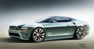 mustang mach 5 concept 2015 2015 photoshop rendering thread page 43 the mustang source