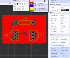 Pcb Design Jobs Work From Home Pcb Design Editor Easyeda