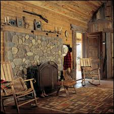 back to the ranch a texas log home bedrooms there are two one upstairs and one down were kept utilitarian in size with the main body of the house devoted to the common gathering areas an