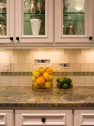 Tile Under Kitchen Cabinets Kitchen Remodeling Where To Splurge Where To Save Hgtv