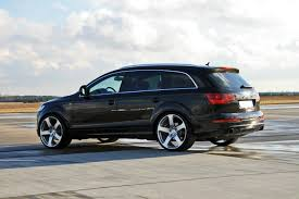 Audi Q7 Black Edition - avus performance audi q7 a slightly different suv